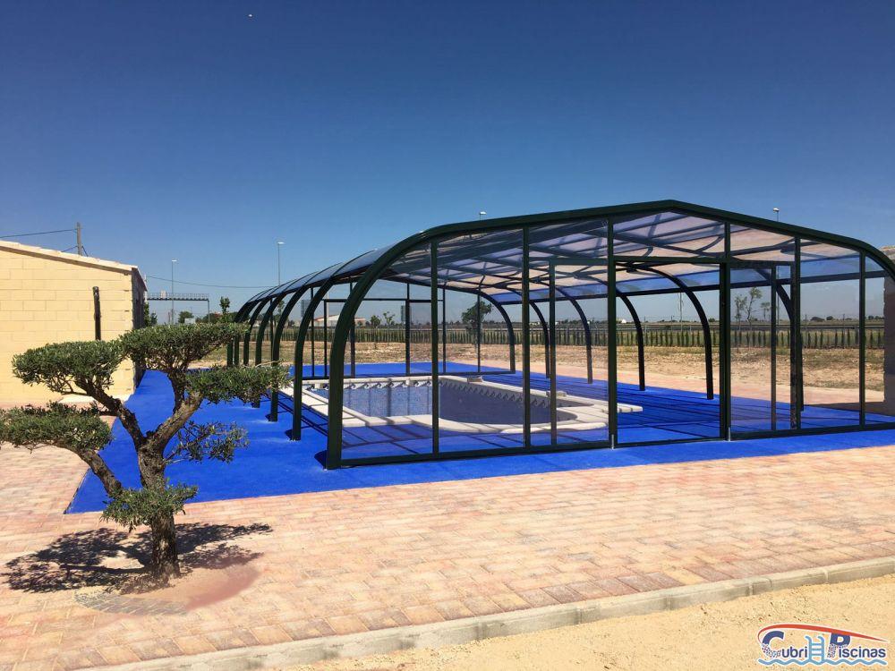 Cubripiscinas standard cubiertas para piscina - Piscinas altas ...